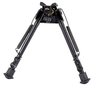 Harris Model L Series S Swivel Bipod Adjusts From 9-12