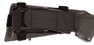 Blackhawk 52BS16BK Buttstock Magazine Pouch Black