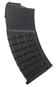 ProMag RUGA12 M30 7.62mmX39mm 30 rd Magazine, Black Finish
