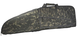 NCStar CVD290742 Soft Gun Case PVC Tactical Nylon Smooth