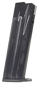 Walther 2796490 Mag P99C 9mm FR 10rd Magazine, Black Finish