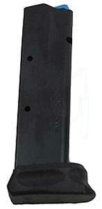 Walther 2796538 Mag P99C 40 S&W FR 8 rd Magazine, Black Finish