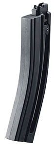 Walther for Colt Rimfire 576604 Colt M4 22 Long Rifle 30 rd Magazine, Black Finish