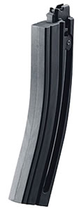 Walther for H&K Rimfire 577606 H&K 416 22 Long Rifle 30 rd Magazine, Black Finish