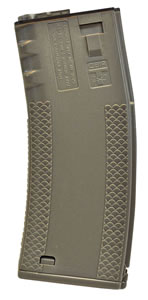 Troy SMAGSIN00GT AR-15 223 Remington/5.56 NATO 30 rd Magazine, Olive Drab Finish