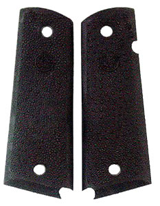 Hogue 45090 Grips w/Palm Swells For Colt 45