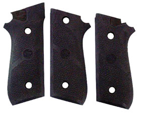 Hogue 99010 Standard Grips For Taurus 92/99