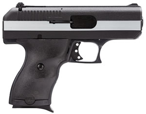 Hi Point Pistol CF380HC, 380 ACP, 3 1/2 in BBL, Dbl Actn Only, Polymer Grips, 3-Dot Adj Sights, Blk Finish, 8 + 1 Rds