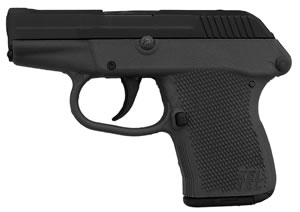 Kel-Tec Model P-32 Pistol P32PK, 32 ACP, 2.68 in BBL, Dbl Actn Only, Polymer Grips, Park Finish, 7 + 1 Rds