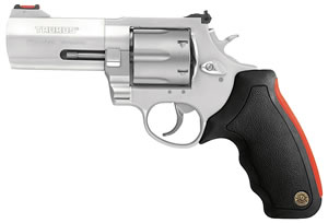 Taurus Model 444 Multi Ultra-Lightweight Revolver 2444029ULT, 44 Remington Mag, 2 1/4 in BBL, Sngl / Dbl, Cushion Grips, Fiber Opt Sights, Stainless Finish, 6 Rds