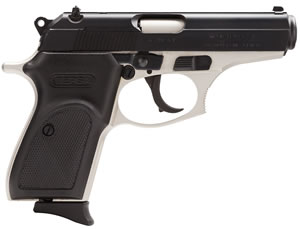 Bersa Thunder 380 Pistol THUN380DT, 380 ACP, 3 1/2 in BBL, Sngl / Dbl, Polymer Grips, Duo-Tone Finish, 7 + 1 Rds