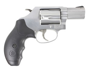 Smith & Wesson Model 60 Revolver 162420, 357 Remington Mag, 2.13 in BBL, Sngl / Dbl, Syn Grips, Satin Stainless Finish, 5 Rds