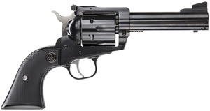 Ruger Blackhawk BN44X Convertible Revolver 0446, 45 ACP/45 Long Colt, 4.62 in BBL, Black Grip, Blued Finish, 6 Rds