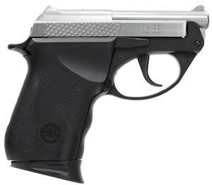 Taurus Model PT-22 Pistol 1220039PLY, 22 Long Rifle, 2.75 in, Polymer Grip, Stainless Finish, 8 + 1 Rd, Dbl Act Only