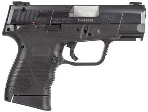 Taurus Model 24/7 G2 Standard Pro Pistol 1247091G2C17, 9mm, 3.5 in, Ribber Grip, Finish, 17 + 1 Rd
