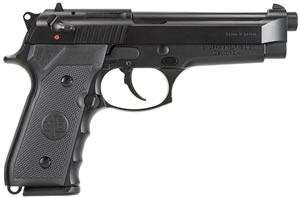 Chiappa M9 Tactical Pistol 440038, 40 S&W, 5 in, Black Polymer Grip, Black Finish, 10+1 Rd
