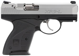 Boberg Arms XR9-L Two-Tone Pistol 1XR9LSTD1, 9mm, 4.2 in BBL, Black Synthetic Grip, Two-Tone Finish, 7+1