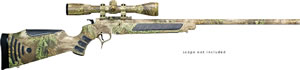 Thompson Center Encore Pro Hunter Predator Rifle 5672, 204 Ruger, 28 in, Break Open, Realtree MAX-1 Camo, 1 Rd