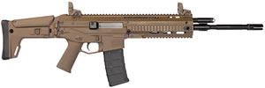 Bushmaster ACR Adaptive Combat Rifle ACRFR16MC 90705, 223 Remington/5.56 NATO, Semi-Auto, Magpul Adj Buttstock, Brown Finish, 30 + 1 Rds, Enhanced Model