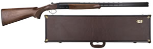 Webley & Scott Model 900 Sporter Shotgun WS912S28WC, 12 Gauge, 28 in, 3 in Chmbr, Over-Under, Walnut Stock, High Gloss Finish, 2 Rds