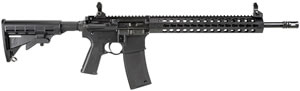 Troy Defense Model CQB-SPL Carbine SCARSP316BT, 223 Rem/5.56 NATO, 16 in BBL, Semi Auto, 6-Pos Collapsible Stock, Black Finish, 30+1 Rds