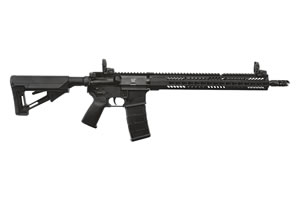 "Armalite M-15 Piston Rifle M15PISTON, 223 Remington/, 16.0"" Chrome Moly Steel BBL, Semi Auto, Magpul STR Black Stock, Black Finish, 30+1 Rds"