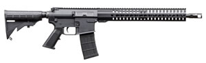 "CMMG 48A7AAA MkW-15 XBE2 458 SOCOM 16.1"" 30+1 6-Position Blk Stk"