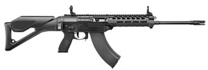 "Sig Sauer P556XI Russian Modular Rifle R556XI-762-16B-C-AK-10, 7.62mmX39mm, 16"" BBL, Semi Auto, Swiss Folding Stock, Black Finish 10+1 Rd, CO/HI/IL/MD State Complaint Model"