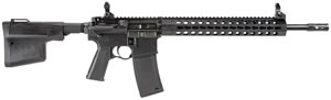 Troy Defense Model CQB-SPL Carbine SCARSP416BT, 223 Rem/5.56 NATO, 16 in BBL, Semi Auto, Troy BattleAx Collapsible Stock, Black Finish, 30+1 Rds