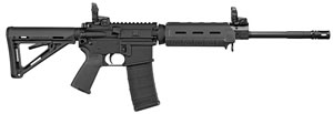 "Sig Sauer RM40016BECP M400 Patrol Enhanced Rifle, 223 Remington, 16.5"" BBL, Semi Auto, Magpul MOE Black Stock, Black Finish, 30+1 Rds"