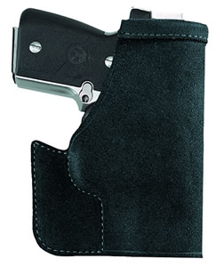 GALCO PRO424B POCKET PRO 1911 3IN BLK
