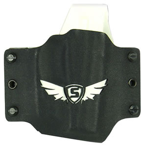 SCCY SC1002  HOLSTER WING LOGO WHT