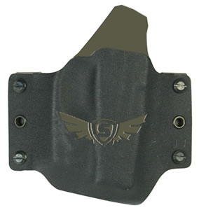 SCCY SC1004  HOLSTER WING LOGO FDE