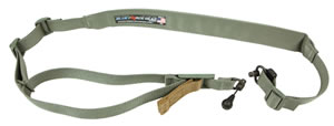 Blue Force Gear VCAS2TO1RED Vickers Included Swivel Green