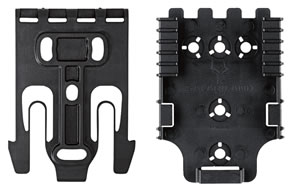 Safariland QUICK-KIT1-5 Quick Locking System Blk Injection Molded Nylon