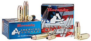 Hornady 80967 American Gunner 308 Winchester/7.62 NATO 155 GR Boat Tail Hollow Point 50 Bx/ 10 Cs
