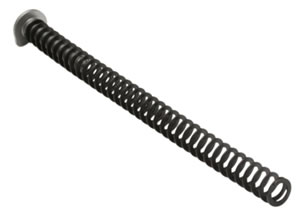 Wilson Combat 614 Flat-Wire Recoil Spring Kit Full Size 45ACP Black