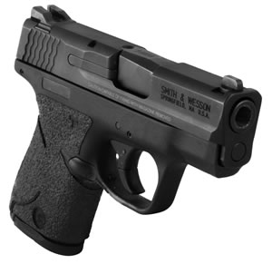 Talon 705R Adhesive Grip S&W M&P Shield 9/40 Textured Rubber Black