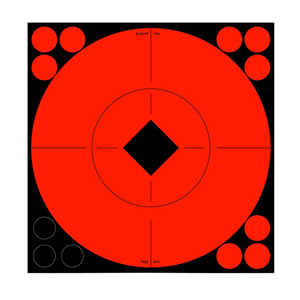 Birchwood Casey 33916 Target Spots Self-Adhesive 8 Targets