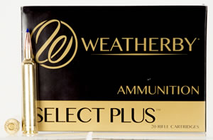 Weatherby B653127LRX 6.5-300 Weatherby Magnum 127 GR LRX Boat Tail 20 Bx