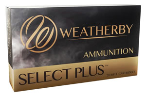 Weatherby B653130SCO 6.5-300 Weatherby Magnum 130 GR Scirocco II 20 Bx