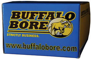 Buffalo Bore Ammo 7C/20 Handgun 454 Casull Lead Wide Nose 360GR 20Box/12Case
