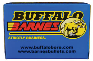 Buffalo Bore Ammunition 7D/20 454 Casull Lead-Free XPB 250GR 20Box/12Case