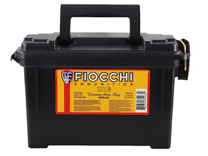 "Fiocchi 12FSLUG Rifled Slug 12 Gauge 2.75"" 1 oz Slug Shot 80 Bx/ 1 Cs"