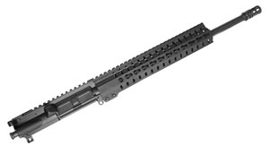 "CMMG 55BC76A MK4 T 223 Remington/5.56 NATO 16"" 4140 Steel Threaded Black"