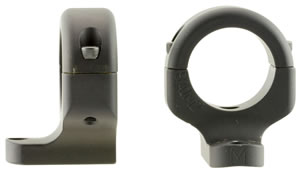 DNZ BA1M2 2-Piece Base/Rings For Steyr Blk Finish
