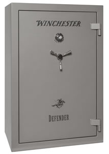 Winchester Defender 35 Gun Safe D60403510M, Mech Lock, Gunmetal Finish, Free Shipping w/Curbside Delivery, 7-10 Day Lead time