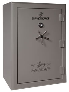 Winchester Legacy 44 Gun Safe L5942447M, Mech Lock, Black Finish, Free Shipping w/Curbside Delivery, 7-10 Day Lead time