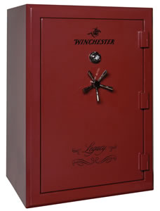 Winchester Legacy 44 Gun Safe L59424410M, Mech Lock, Gunmetal Finish, Free Shipping w/Curbside Delivery, 7-10 Day Lead time