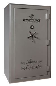 Winchester Legacy 53 Gun Safe L72425310M, Mech Lock, Gunmetal Finish, Free Shipping w/Curbside Delivery, 7-10 Day Lead time